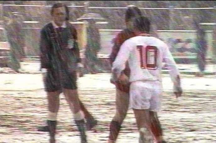 «Match retour», de Corneliu Porumbiu.