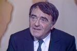 Claude Lanzmann, en avril 1985, sur Antenne 2.