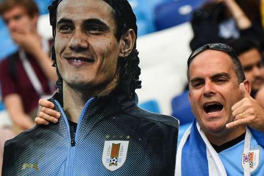 Sur l'écusson de l'Uruguay apparaissent quatre étoiles. La Celeste n'a remporté que deux Coupes du monde, les deux autres correspondent, en fait, aux JO 1924 et 1928.