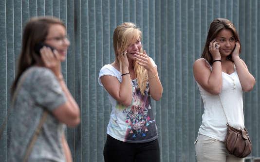 Des élèves de terminale reçues au baccalauréat vendredi 6 juillet font part de la nouvelle.