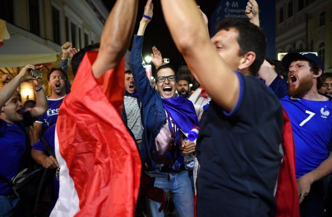 Les mises ont atteint 363millions d'euros lors de la seule phase de poules du Mondial, selon les données publiées par la Française des Jeux.