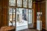 L'Institut Giacometti, rue Schœlcher, dans le quartier de Montparnasse, à Paris.