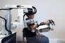 07/07/2017, Pionsat, Auvergne, France. Le CMPR (Centre de Médecine Physique et de Réadaptation) de la fédération des APAJH (Association pour les adultes et les jeunes Handicapés) a reconstruit à neuf en mai 2017. Spécialisé dans les affections du système nerveux et de l'appareil loco-moteur, il a 81 lits d'hospitalisation complète, et 6 places d'hospitalisation de jour.