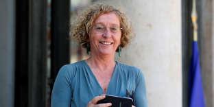 Muriel Pénicaud, ministre du travail, à l'Elysée, le 6 juillet.