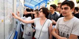Le taux de réussite au baccalauréat atteint 88,3 %, a annoncé le ministère de l'éducation, vendredi 13 juillet.