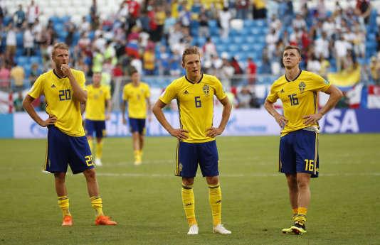 Suédois réagissant à la 8 542e blague du jour sur Ikéa.