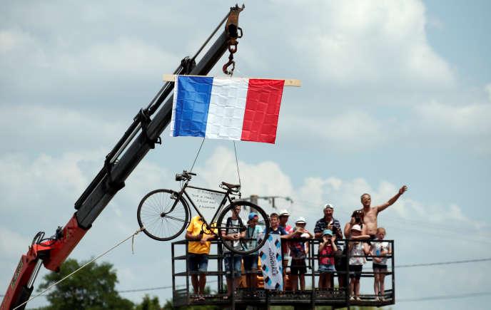 Message subliminal entre Noirmoutier-en-l'Ile et la Russie.