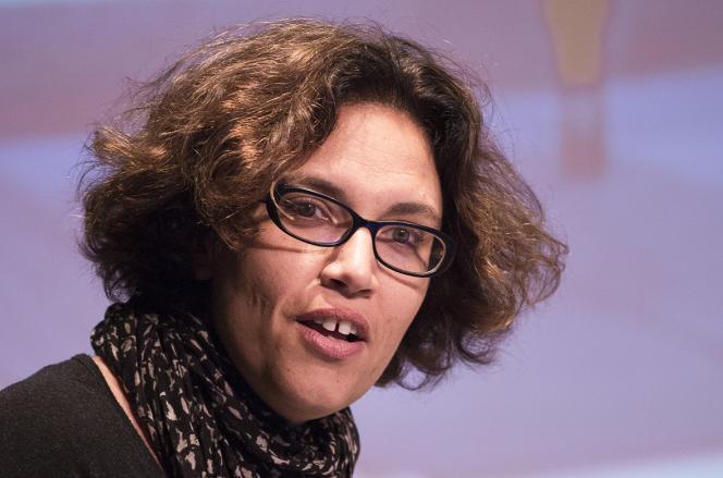 Emilie Delorme, en 2016.