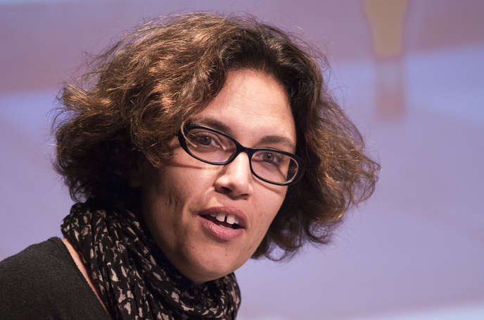 Emilie Delorme, directrice de l'Académie européenne de musique du Festival d'Aix-en-Provence.