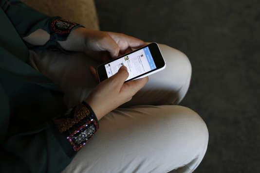 Twitter a suspendu en deux mois plus de 70millions de comptes suspectés de propager de fausses informations.