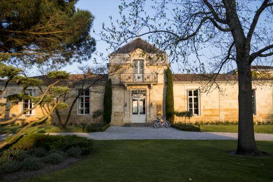 Fin de journée à Cordeillan-Bages, une maison au cœur des vignes du Médoc