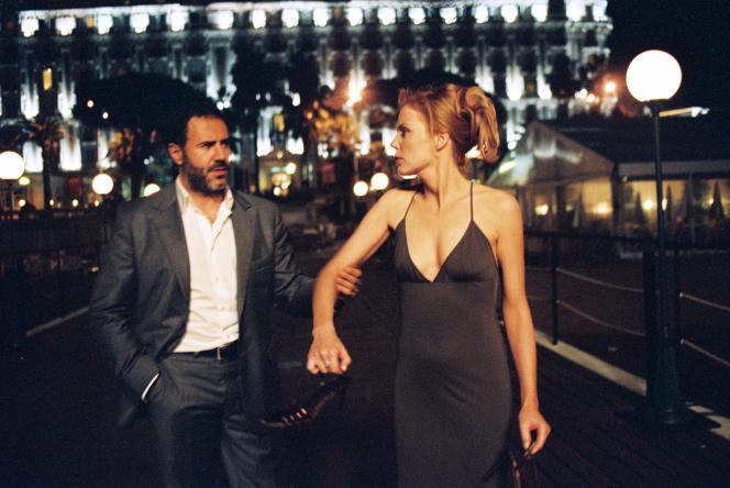 José Garcia (Stéphane) et Isabelle Carré (Franssou).