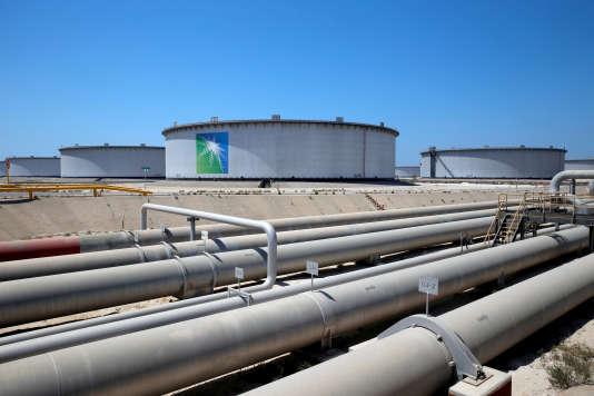 La raffinerie de Ras Tanura de Saudi Aramco, dans l'est de l'Arabie saoudite, le 21 mai.