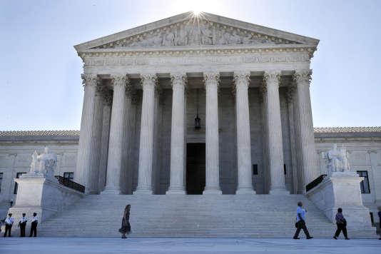 La Cour suprême est la plus haute autorité judiciaire des Etats-Unis.