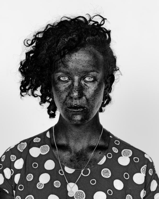 «Trasi Henen». Photo extraite de la série «There's a Place in Hell for Me & My Friends» (Oodee, 2012), par le photographe sud-africain Pieter Hugo.