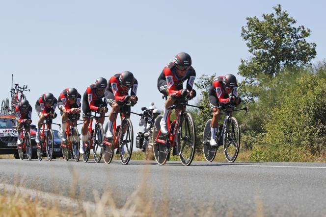 BMC s'impose à Cholet lors de l'épreuve par équipes.