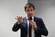 Olivier Véran, député LRM, le 4 mai 2018 à Grenoble.