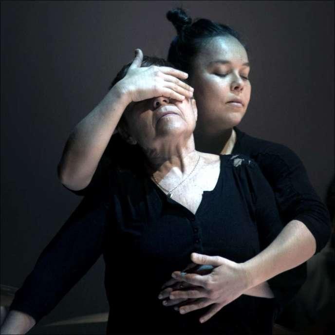« Grito Pelao», de et avec Rocio Molina.