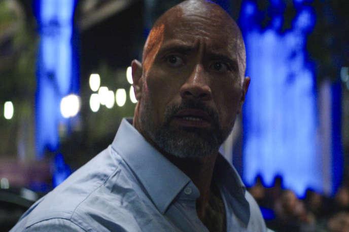 Dwayne Johnson dans« Skyscraper», de Rawson Marshall Thurber.
