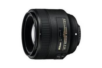 Pour prendre des personnes en photo Nikon AF-S Nikkor 85mm f/1.8G