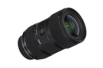 Un zoom rapide et précis qui vous suivra partout Sigma 18–35mm f/1.8 DC HSM Art