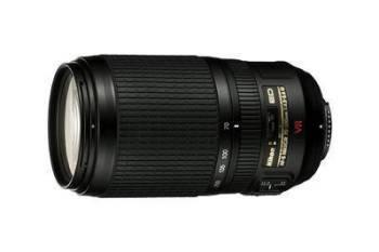 Un zoom puissant à un prix abordable Nikon AF-S VR Zoom-Nikkor 70–300 mm f/4.5–5.6G IF-ED