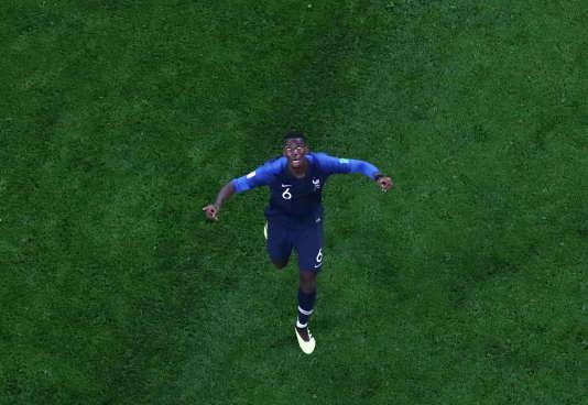 Deux ans après l'Euro 2016, Pogba et ses coéquipiers disputeront une nouvelle finale.