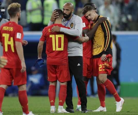 Coupe Du Monde  Belgique Angleterre Le Match Que Personne Ne Revait De Jouer