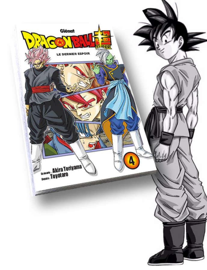 Dragon Ball Super Le Manga Dans L Ombre De L Anime