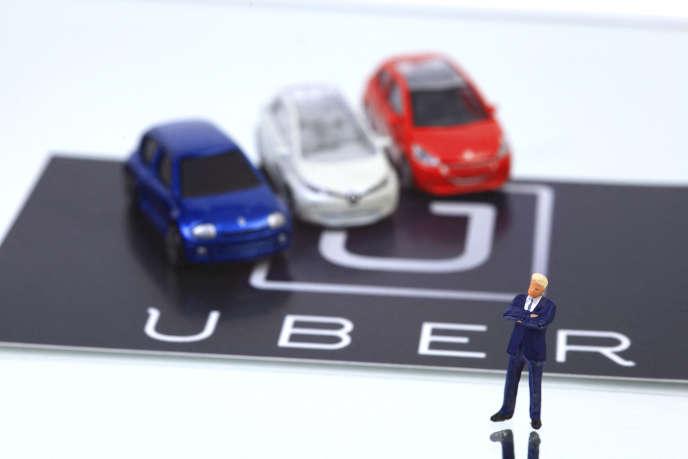 «Certains applaudissent le fait que les VTC redeviennent enfin « aussi chers que les taxis » – donc réservés à une clientèle fortunée, en particulier d'affaires.»