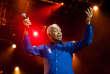 Gilberto Gil en concert à Jazz à Vienne (Isère), le 8 juillet 2018.