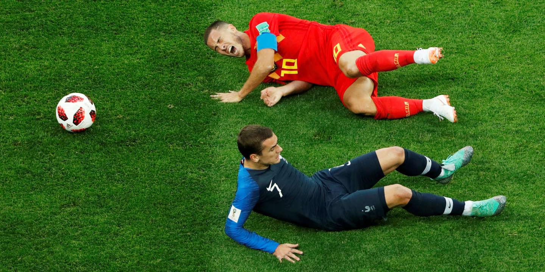 Coupe Du Monde 2018 Léquipe De France Le Sacrifice Et Le