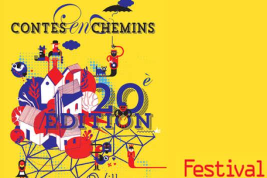 La 20e édition du festival Contes en chemins a lieu du 17 au 22 juillet 2018.