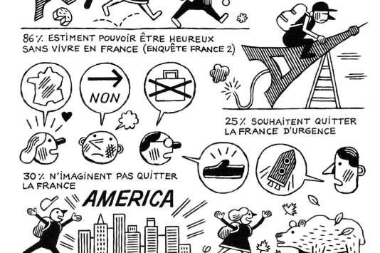 Extrait de«Repères. 2 000 dessins pour comprendre le monde », de Jochen Gerner.