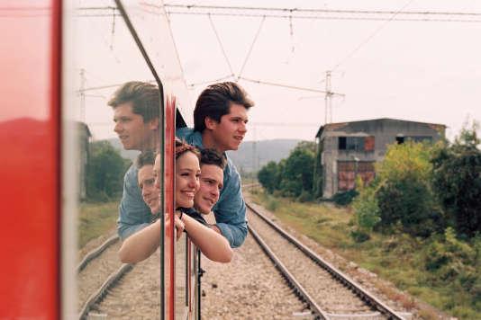 « Interrail», film français de Carmen Alessandrin.