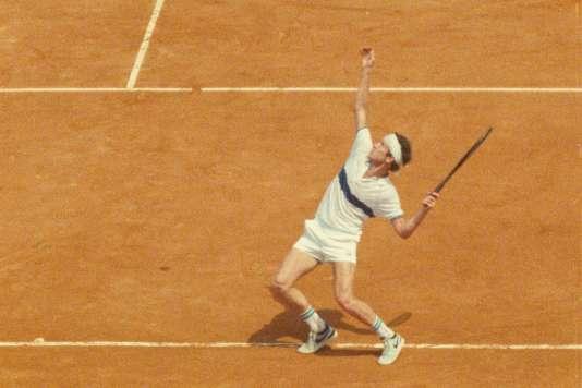 «John McEnroe, l'empire de la perfection», documentaire français de Julien Faraut.
