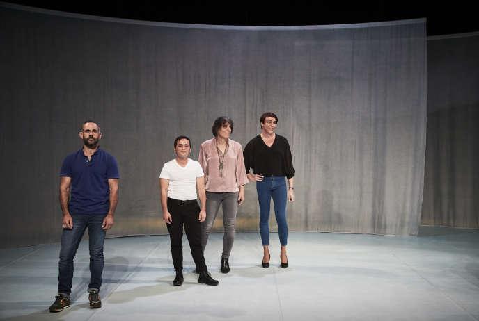 «Trans (més enllà)», mise en scène de Didier Ruiz.