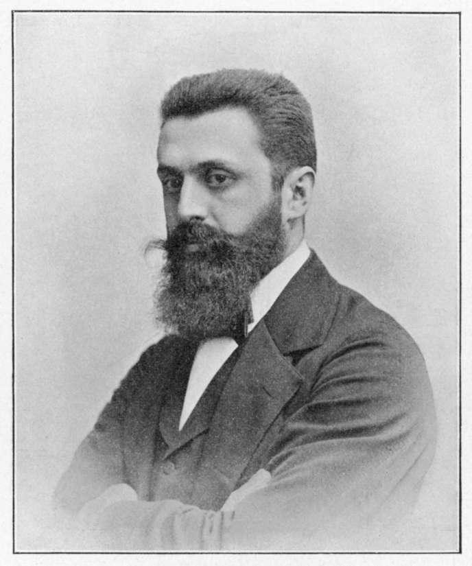 «Estimer que Theodor Herzl (1860-1904) s'est trompé en jugeant les juifs inassimilables et en les appelant à se rassembler dans un même Etat, est-ce criminel?» (Theodor Herzl).