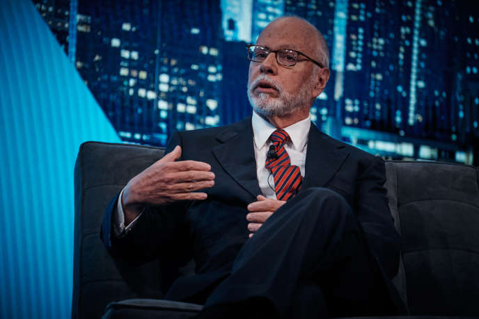 Paul Singer, fondateur du fonds Elliott, à New York, en juin 2017.