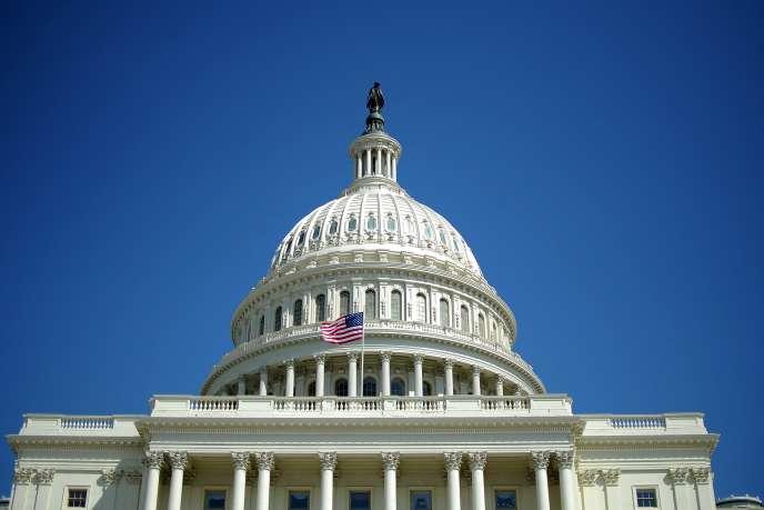 « Le Cloud Act s'applique à toute société relevant de la juridiction des Etats-Unis et qui contrôle les données quel que soit le lieu où elles sont stockées» (Le Capitole, siège du Congrès, à Washington).