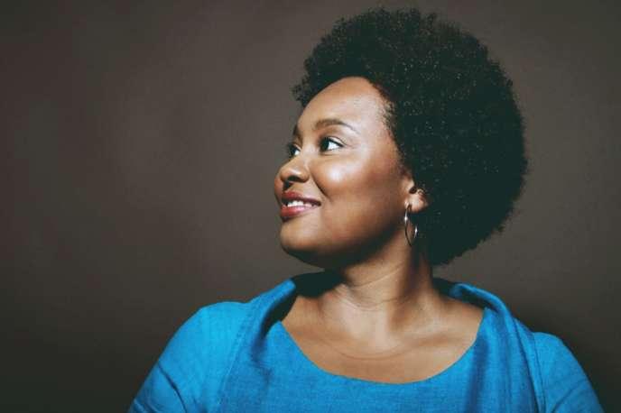 La chanteuse capverdienne Lucibela.
