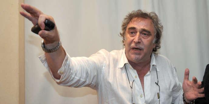 L'avocat Jean Balan à Paris, le 21 juillet 2009.
