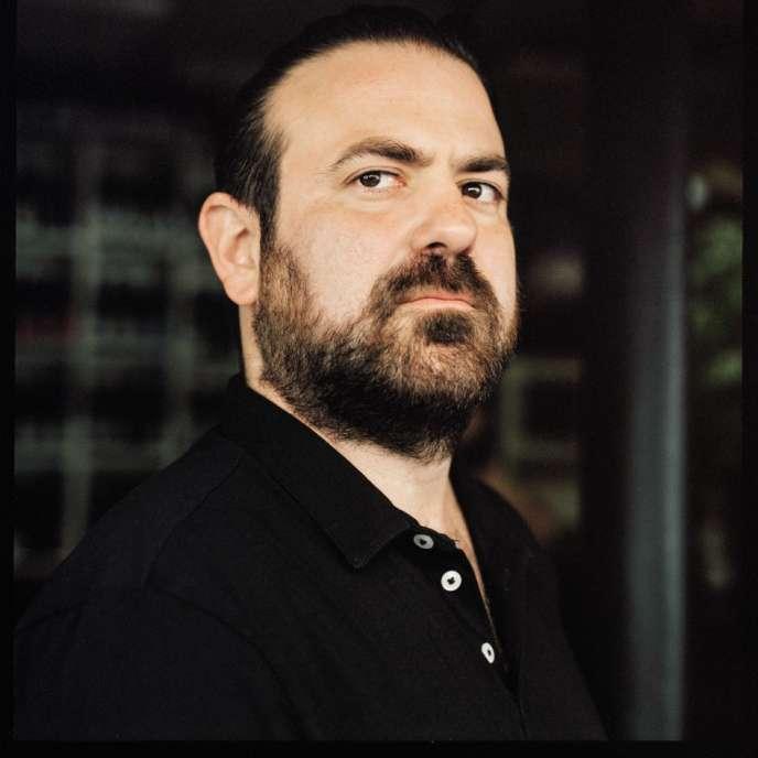 Thomas Brachet, 38 ans, chef cuisinier aux Arlots (Paris, 10e)