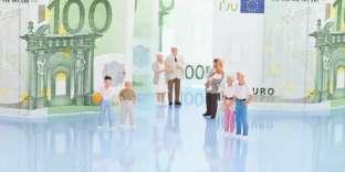 Grâce à l'assurance-vie, on peut transmettre une partie de son argent à différentes générations.