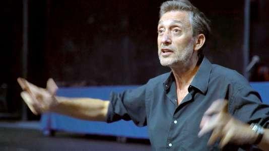 Joël Pommerat, auteur et metteur en scène de théâtre ou plutôt, comme il aime à se définir, «auteur de spectacles».
