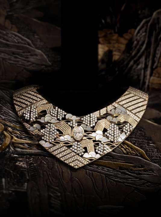 Horizon Lointain,Chanel Joaillerie.