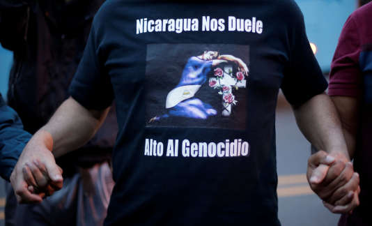 La situation au Nicaragua est critique, a estimé mercredi la Commission interaméricaine des droits de l'homme.