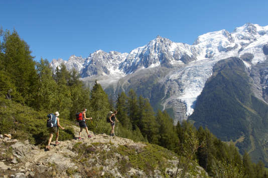Le GR 5 est l'un des sentiers les plus populaires d'Europe.