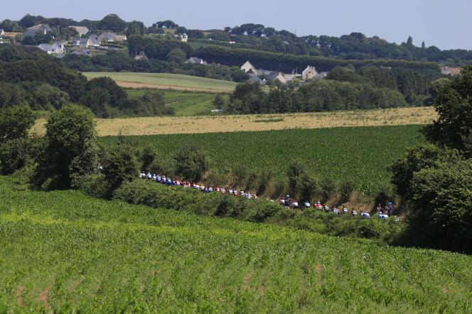 Au revoir la Bretagne !