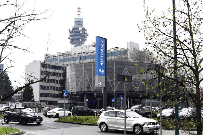 La cour a condamné Vivendi à verser 5,5millions d'euros à Mediaset et à rembourser des frais de justice de 100000euros.